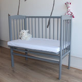 Co-sleeper Bella Grijs Comfort_