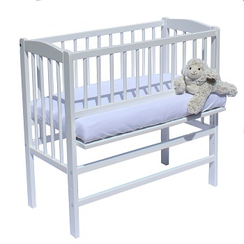 Co-sleeper Bella Wit COMFORT